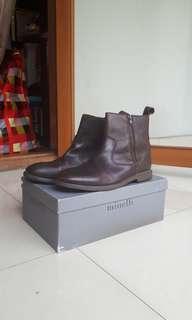 Minelli Boots Cowok Men Coklat