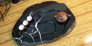 黑膽石茶盤