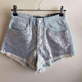 Factorie denim shorts BNWT