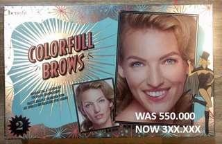 BENEFIT BROW SET