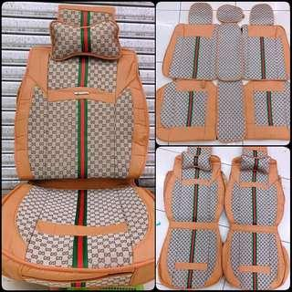 New Gucci Leather Car Seat Cover