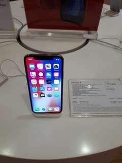 Iphone x garansi resmi bisa kredit