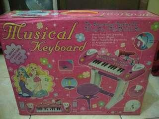 Musical Keyboard anak
