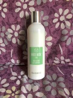 The Body Shop White Musk Body Lotion
