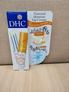 DHC flavored lip cream - Honey