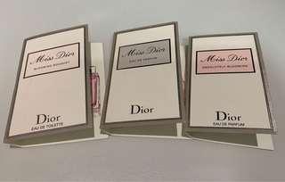 全新 Dior 香水版 $20一支。包郵 / 上水交收