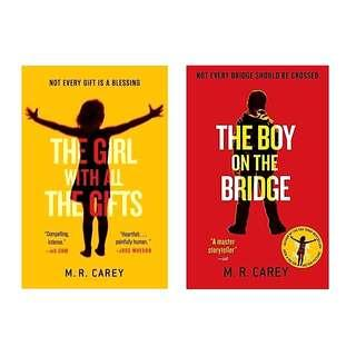M.R. Carey 2 ebooks