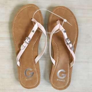 G by Guess Pink Flip Flops
