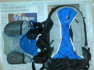 Nike & Deuter Bags - Bundle Sale