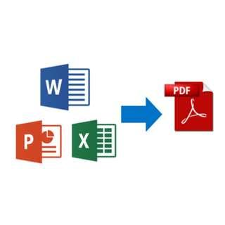 Convert Files from Any Format to Any Format Service at cheapest rates
