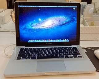 """🚚 MacBook Pro 13"""" 2011年末出廠"""