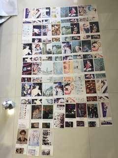 🚚 BTS POST CARDS