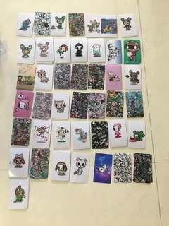 🚚 Tokidoki inspired ezlink sticker