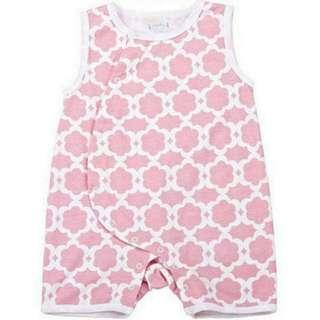 Baby girl sleeveless cute romper clothing  infant product Bodysuit cotton toddler clothes