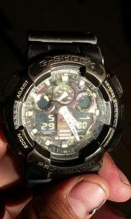 Casio Gshock Military Limited Edition