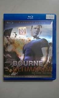 The Bourne - Ultimatum (DVD BLUR-RAY)