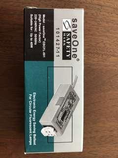 saveOne Electronic Ballast