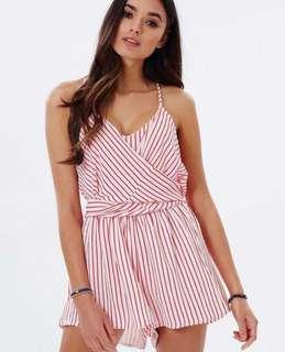 BNWT SASS playsuit