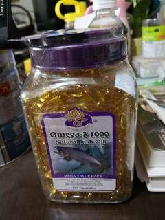 澳至尊魚油丸550粒在