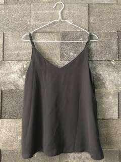 Atasan wanita top camisole cami size XS
