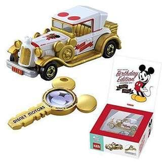Tomica Mickey Mouse Special Birthday Edition