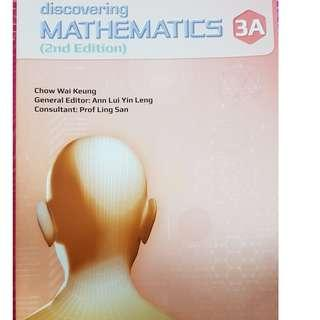 Discovering Mathematics 3A