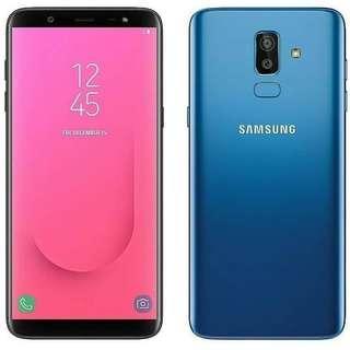 Samsung Galaxy J8 Cash Dan Credit Bisa