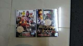 Kamen Rider Decade drama series and movies