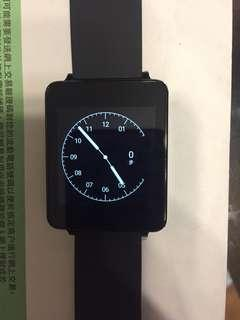 智能手錶LG W100