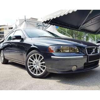 Volvo S60 2.4 T5 (A) 2008