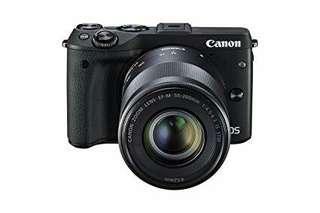 Kredit kamera canon mirrorless m3, free 1x cicilan