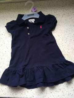 Ralph Lauren Polo Dress