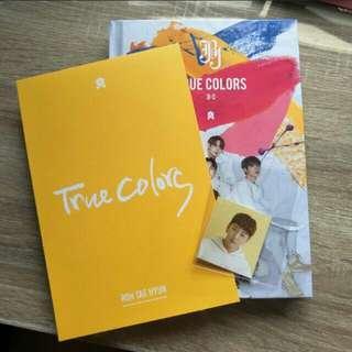 [WTS] JBJ True colors unsealed album