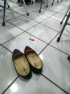 Sepatu teplek #TIUBL