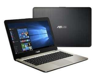 Kredit Bandung Laptop Asus X441MA Free 1x cicilan