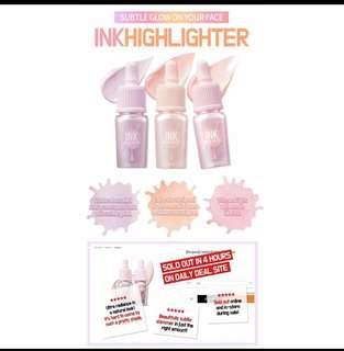 New!Peripera Ink highlighter