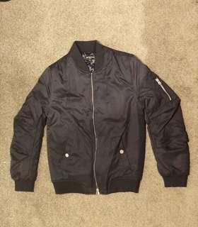 Navy Bomber Jacket for sale