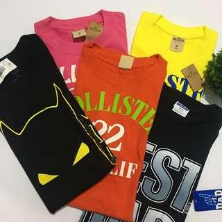 Auth BNWT bought in usa tshirts