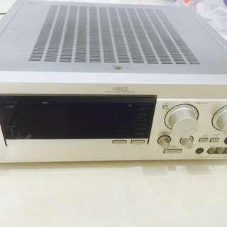 sony integrated av amplifier TA-VA8es