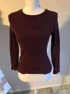 Ally top size small