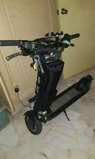 NingLife scooter 48v 10ah