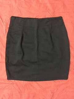 🚚 Black OL Skirt
