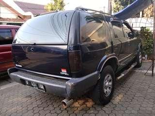 Opel Blazer 2001 montera