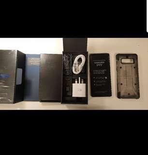 Galaxy Note 8 Full Package + UAG Case