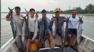 Desaru Fishing Trip on 6th November (Deepavali holiday - Tuesday)