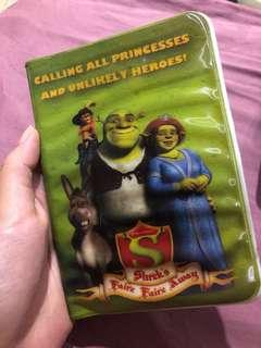 Passport Case Shrek