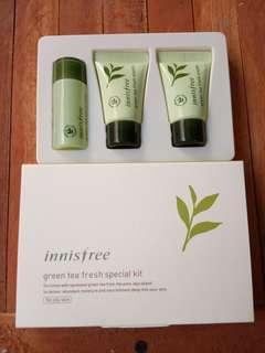 Innisfree Green Tea Balancing Kit