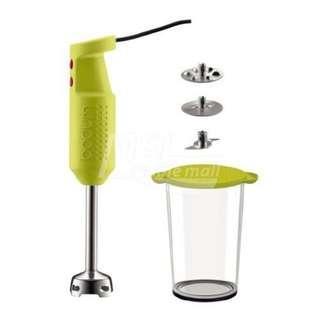 💥半價💥【原裝進口】【💯全新現貨】丹麥 Bodum Bistro Electric Blender Stick with Accessories 手持式電動攪拌器 / 攪拌機