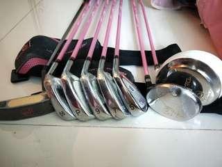 Dakoda ACE Ladies RH Golf Set