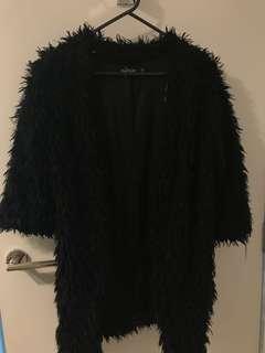 Shaggy jacket